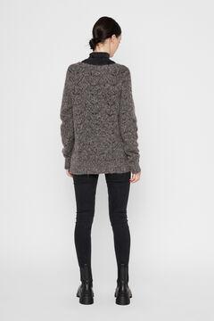 Springfield Jersey-knit jumper  gray