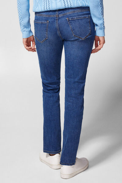 Springfield - Project H20/laser denim trousers - 3