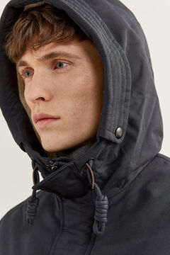 Springfield Hooded parka  navy