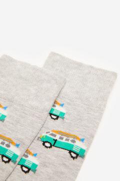 Springfield Caravan socks gray