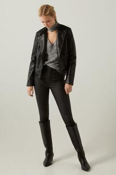Springfield Biker jacket black
