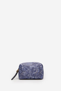 Springfield Printed vanity case blue mix