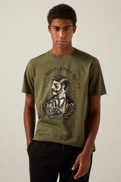 Springfield Gentleman T-shirt grey