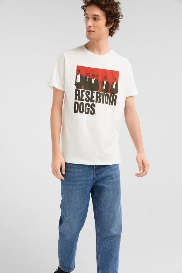 6638054ab5b Springfield Short-sleeved Reservoir Dogs t-shirt ecru