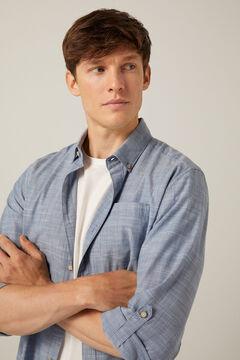 Springfield Lightweight shirt bluish