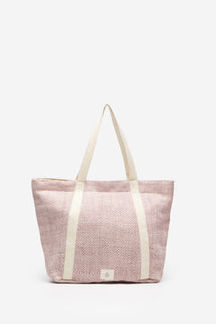 Springfield Hemper Stripes Shopper Bag rust