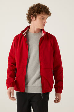 Springfield Veste technique rouge