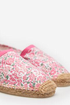 Springfield Espardeña flores rosa