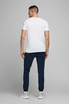 Springfield Organic cotton t-shirt white