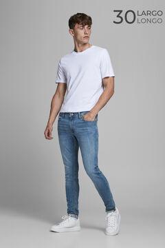 Springfield Tom skinny fit jeans bluish