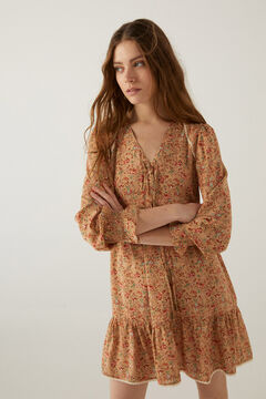 Springfield Tunic dress beige