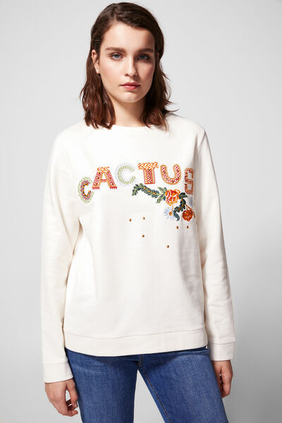 Springfield - Cactus' sweatshirt - 1