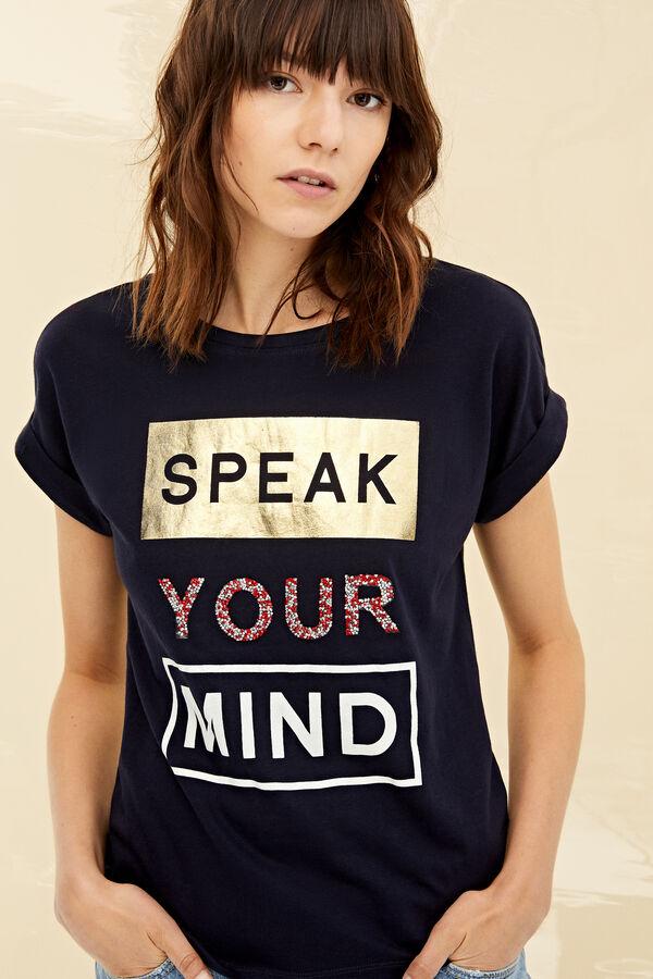 eebd1ae75 Camisetas de mujer | Springfield