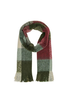 Springfield Stripes scarf green
