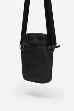 Springfield Recycled nylon crossbody bag black