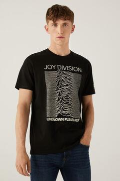 Springfield Joy Division T-shirt black