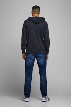 Springfield Sustainable classic sweatshirt navy