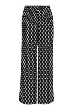 Springfield Palazzo trousers black