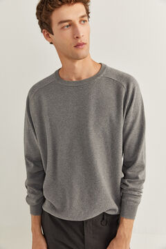 Springfield TEXTURED JUMPER grey