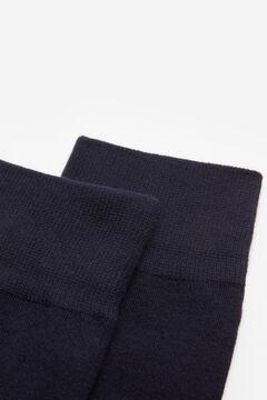 Springfield Calcetín básico azul