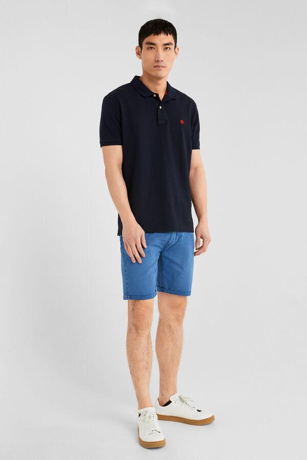 e29efe63c5164 Springfield Bermuda 5 bolsillos ligera azul indigo