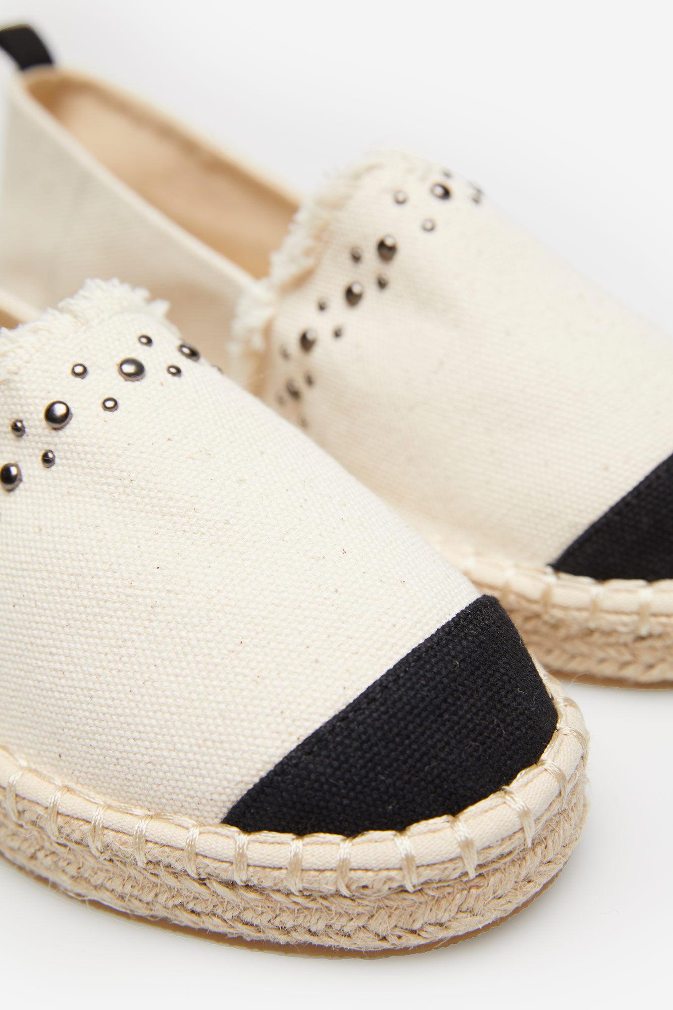 Alpercata Aberta Cunha   Sapatos   Springfield