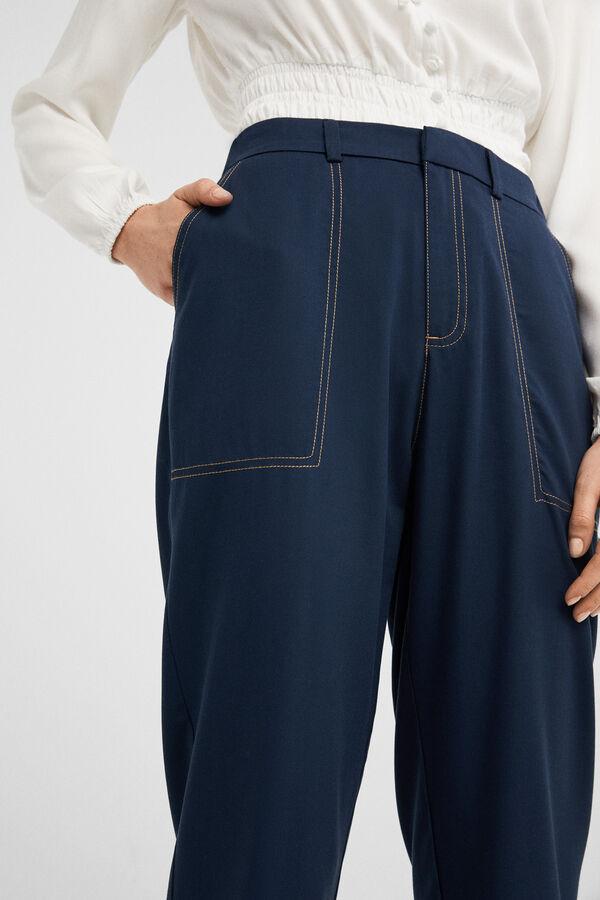 fec2d26bdf57 Pantalones de mujer | Springfield
