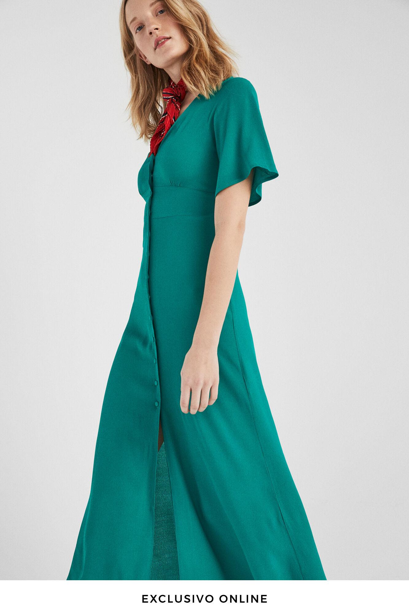 Vestidos largos de rayas 2016