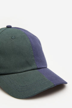Springfield Two-tone cap blue