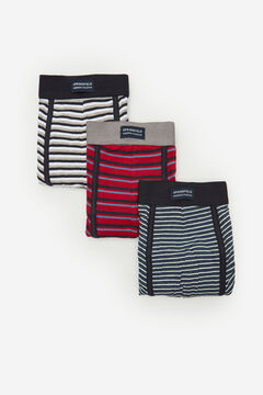 Springfield 3-PACK ESSENTIALS BOXERS gray