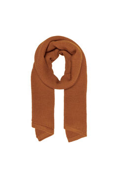 Springfield Plain scarf red