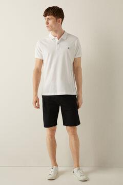 Springfield Comfort stretch Bermuda shorts black