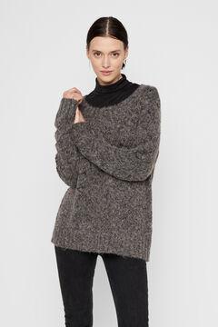 Springfield Jersey-knit jumper  gris
