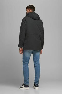 Springfield Hooded parka  black