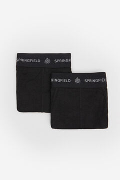 Springfield 2-PACK ESSENTIALS BRIEFS black