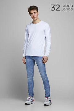 Springfield Skinny fit jeans bluish