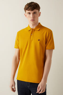 Springfield Essential piqué polo shirt color