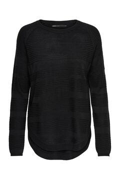 Springfield Knit jumper  black