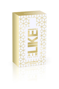 Springfield Perfume 'Like air' para ela 50 ml malva