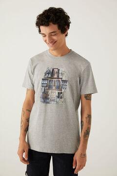 Springfield Urban póló szürke
