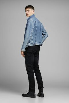 Springfield Sustainable denim jacket bluish