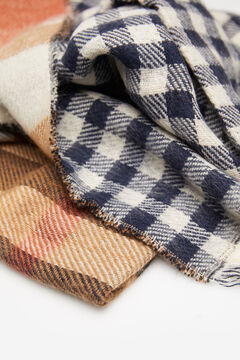 Springfield Reversible Scarf stone
