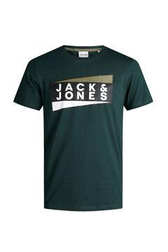 Springfield Organic cotton t-shirt vert
