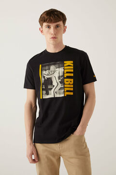 Springfield Camiseta Kill Bill negro