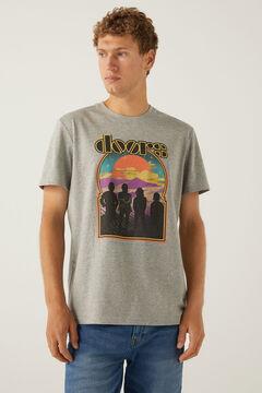 Springfield The Doors T-shirt grey