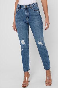 Springfield Straight jeans bluish