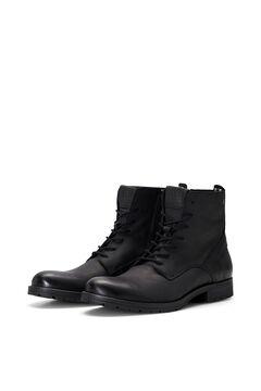 Springfield Cowhide biker boots black