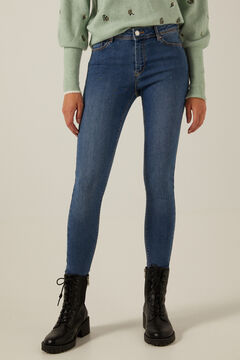 Springfield Sustainable wash jeggings steel blue