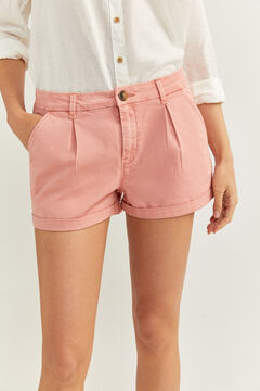 Springfield Short Chino rose