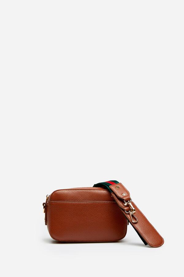 1dd711ab11 Springfield Stripy strap bag brown